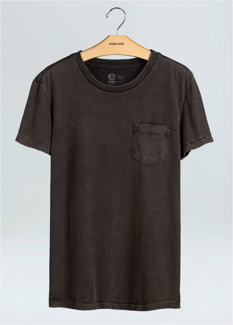 T-SHIRT MASC PET POCKET OSKLEN