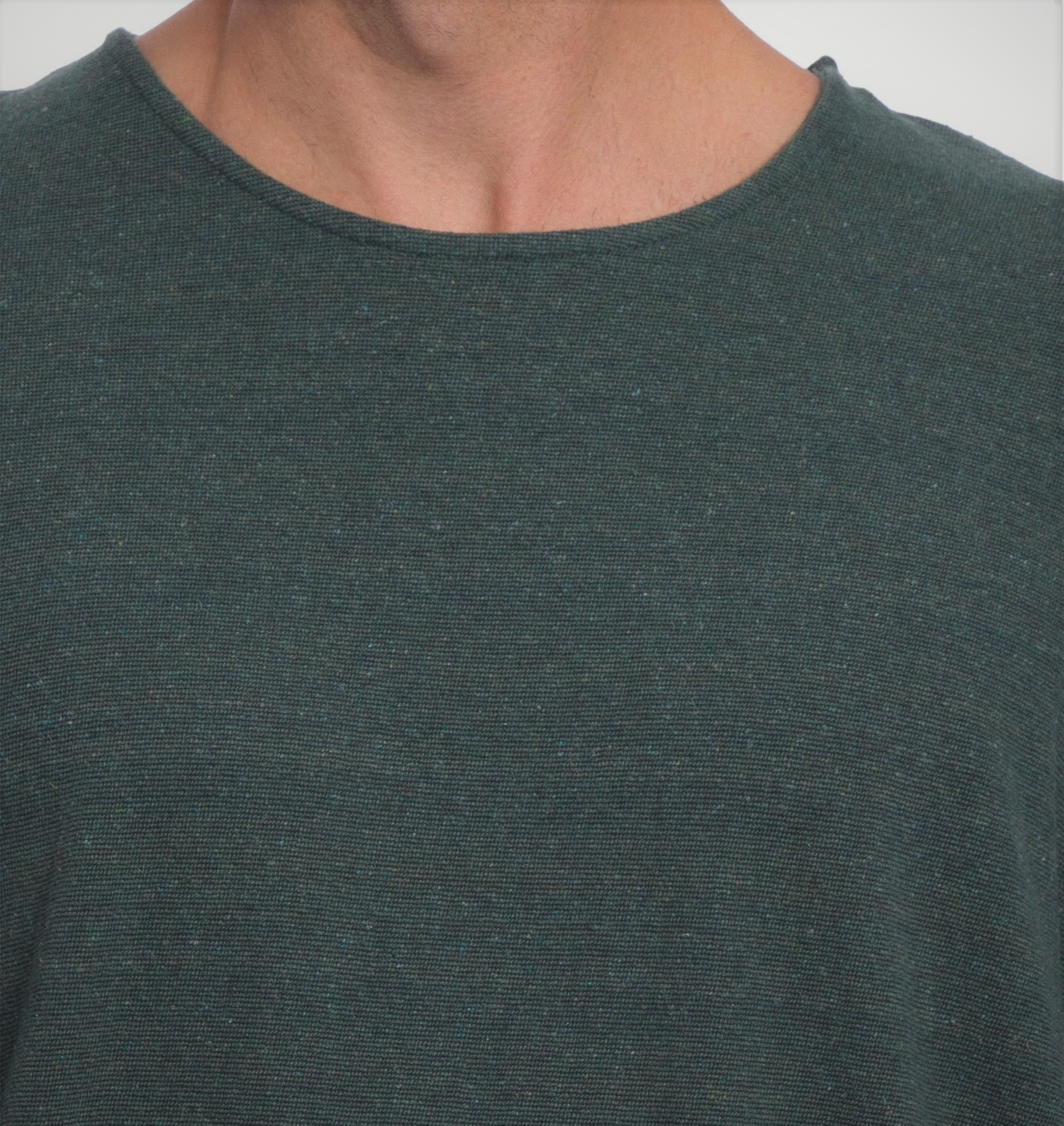 T-shirt over eco rustic breeze