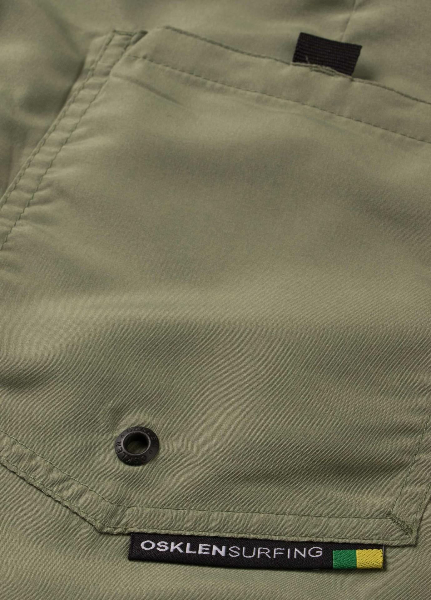 Short Surf Masculino Osklen Aqualight Patch