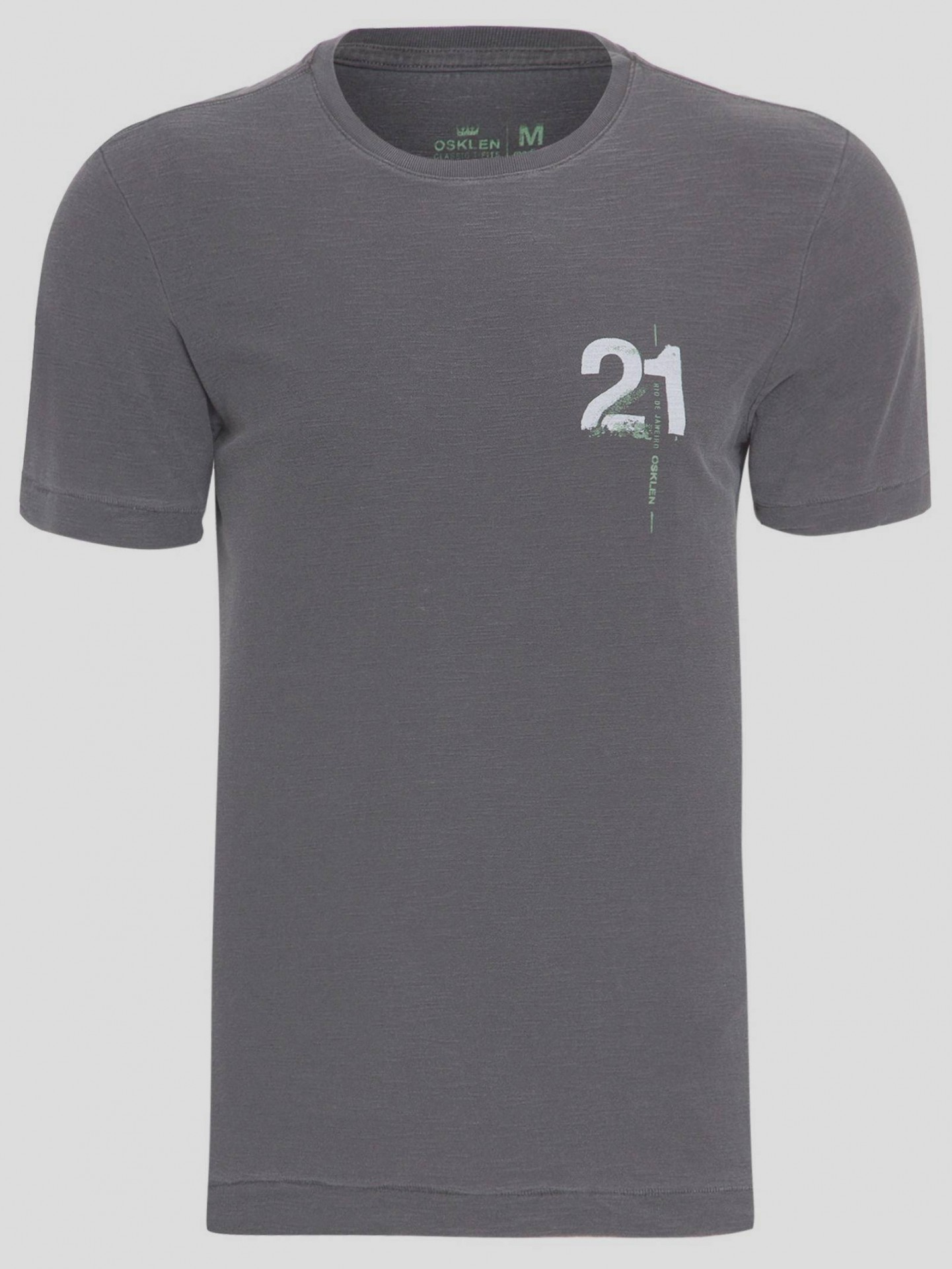 T-SHIRT ROUGH A21 OSKLEN