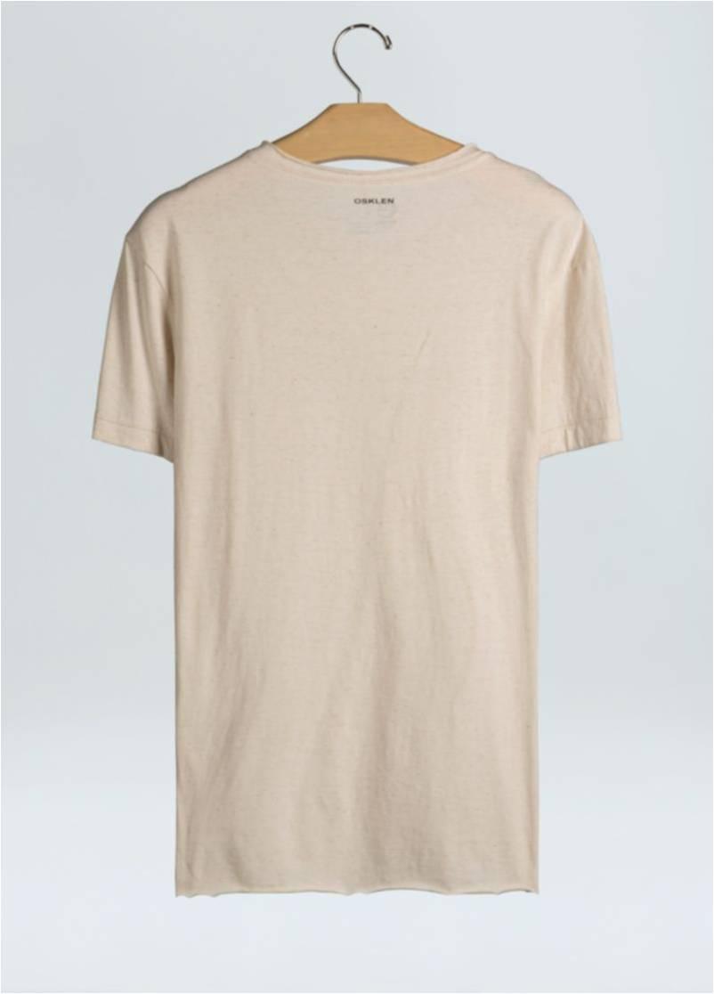 T-Shirt Cânhamo WHALE OSKLEN