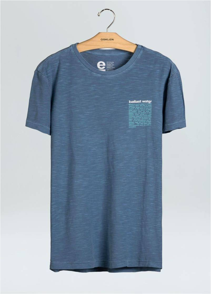 T-SHIRT ROUGH BALLAST OSKLEN