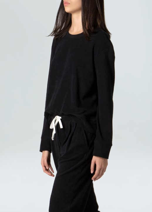 Blusa Feminina Ml Knotted Touch