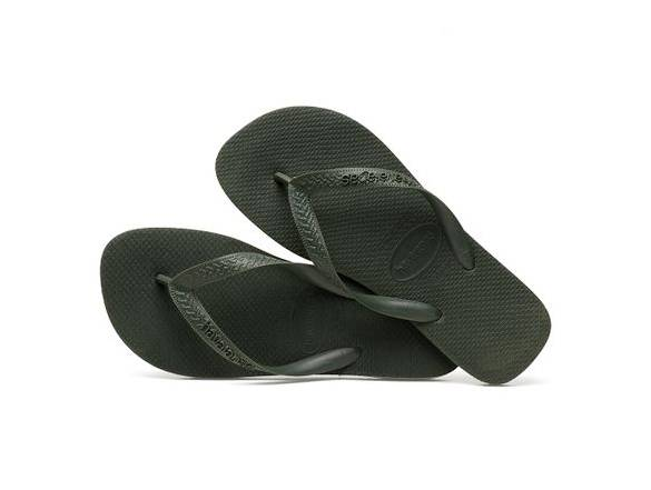 HAVAIANAS TOP GREEN OLIVE