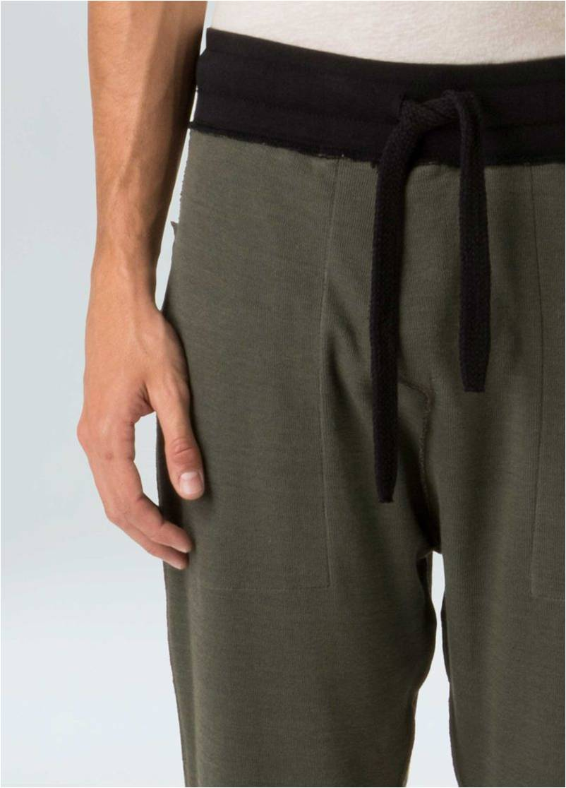 CALÇAS DOUBLE POCKET SOFT OSKLEN