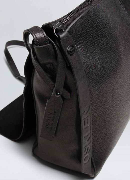 Leather Crossbody E-Basics Bag OSKLEN