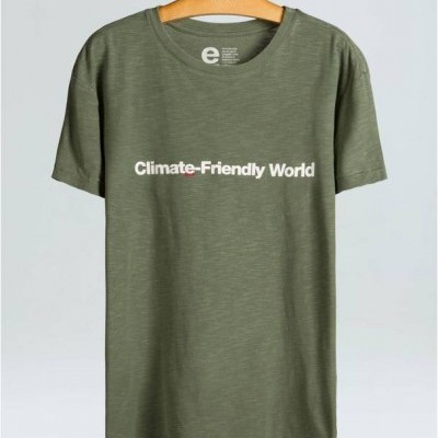 T-SHIRT ROUGH CLIMATE FRIENDLY WORLD OSKLEN