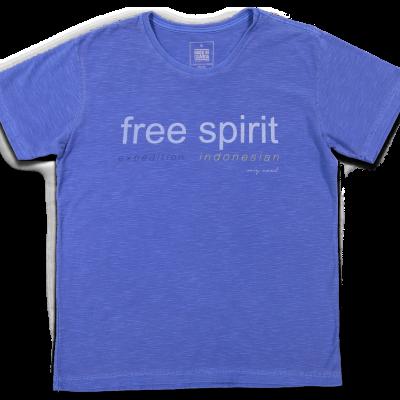 T-SHIRT FLAME FREE SPIRIT MIG