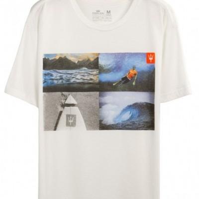 T-SHIRT STONE SUMMER SURF OSKLEN