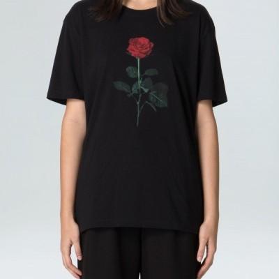 T-shirt photo rose Osklen