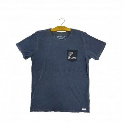 T-SHIRT BALEIA TATOO STAR POINT COLLECTION