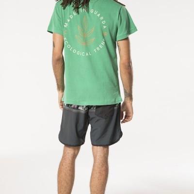 T-shirt Folha Stoned MiG