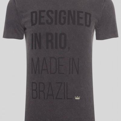 T-SHIRT DOUBLE FACE DESIGNED IN RIO ECO OSKLEN
