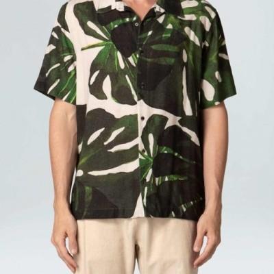 Camisa Masculina Osklen Janeiro Mc