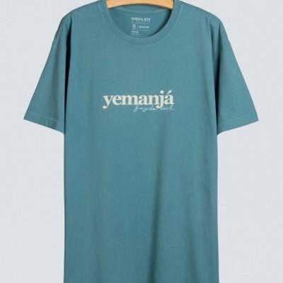 T-shirt Regular Yemanja Type Osklen