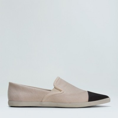 TENIS VIDIGAL SLIP ON BICOLOR OSKLEN