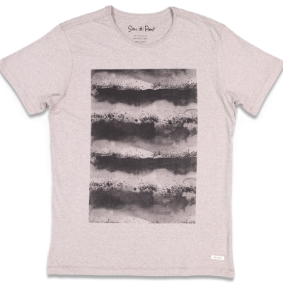 T-SHIRT WAVES STAR POINT COLLECTION