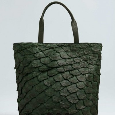 Pirarucu Cabas Bag Osklen