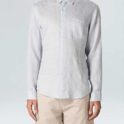 Camisa Classic Linen Ml Osklen