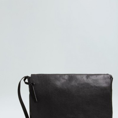 Leather Crossbody E-Basics Bag OSKLEN