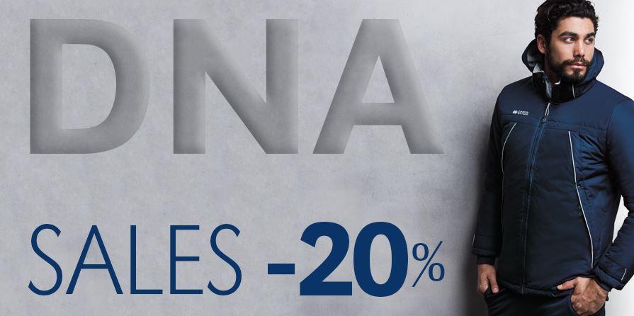 Blusão DNA