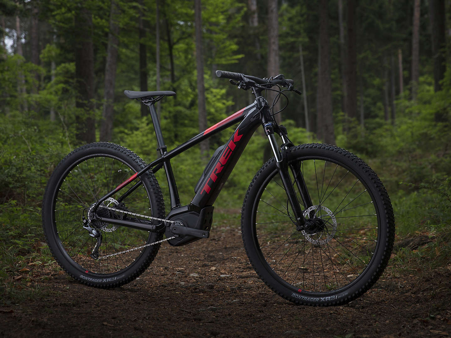 BICICLETA  TREK Powerfly 4