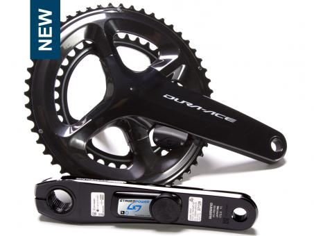 Stages Power LR Dual Dura-Ace 9100