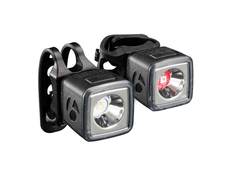 Conjunto de luzes Bontrager Ion 100 R/Flare R City
