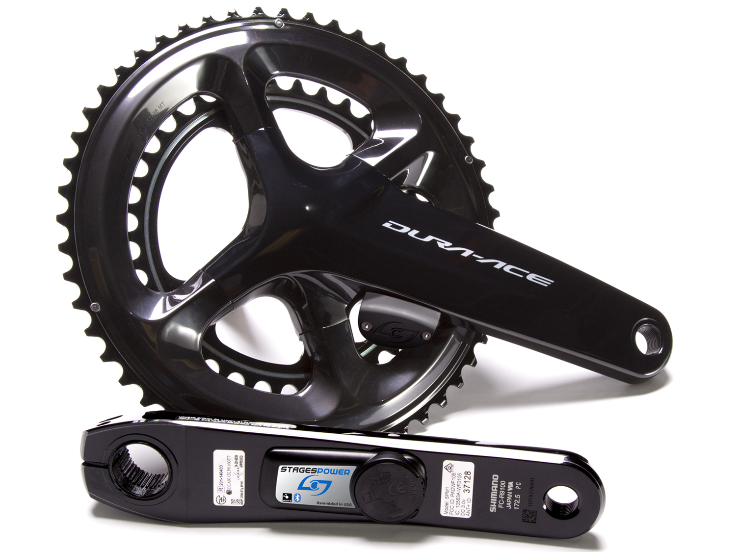 Stages Power L/R Shimano Dura-Ace 9100