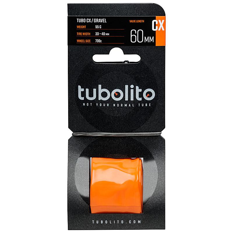 CÂMARA TUBOLITO TUBO CX/GRAVEL