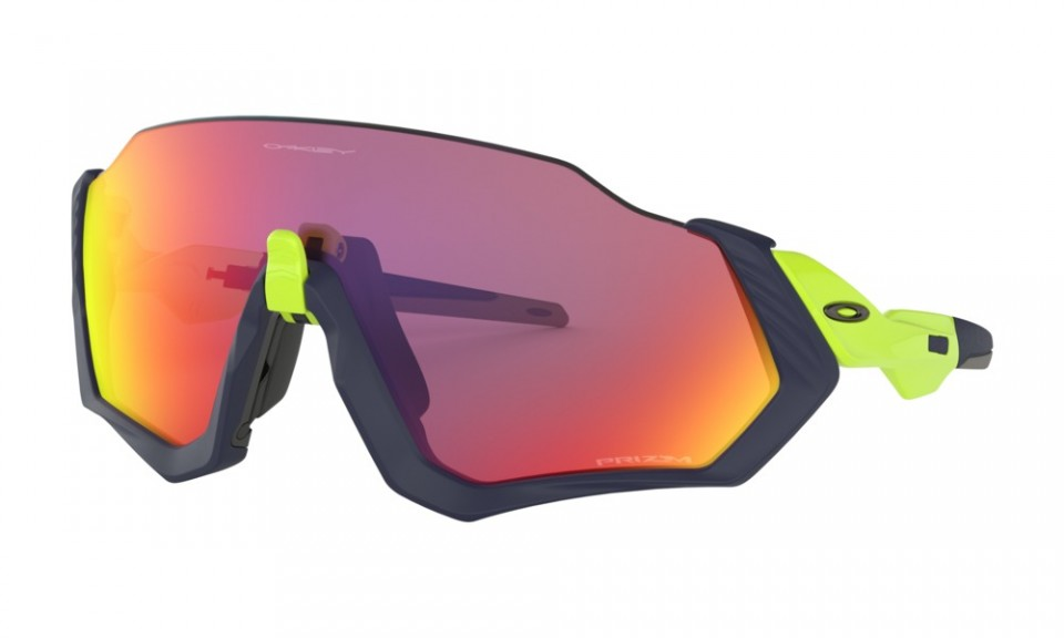 OCULOS OAKLEY FLIGHT JACKET PRIZM ROAD c6dfd6b621