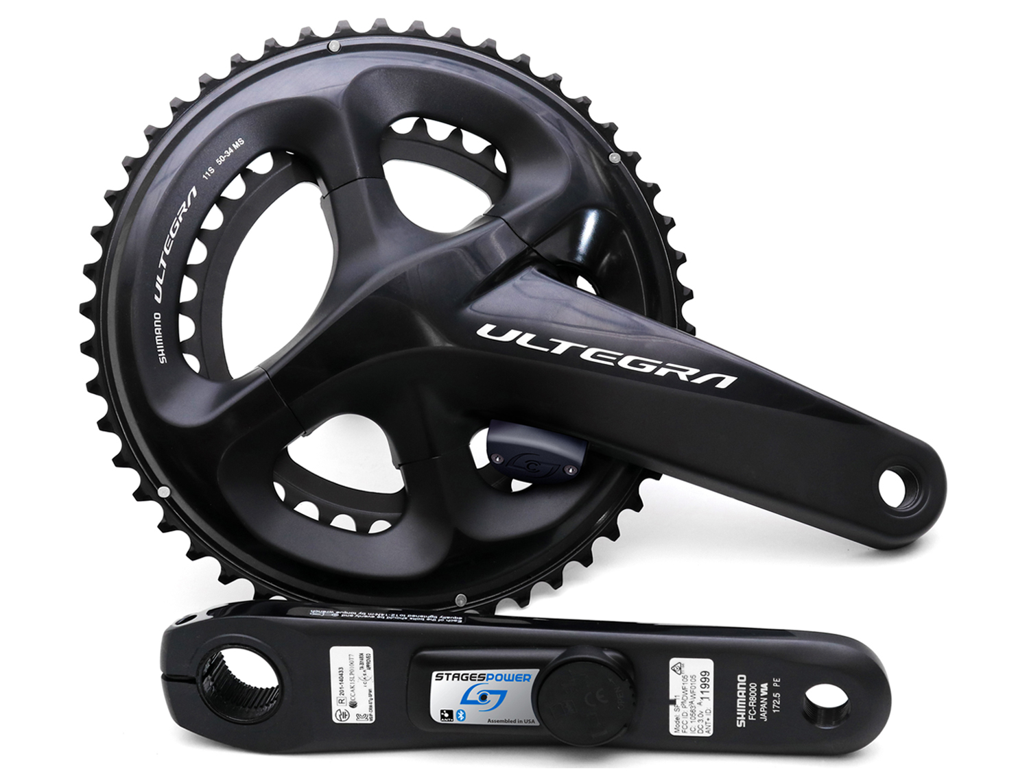Stages Power L/R Shimano Ultegra 8000