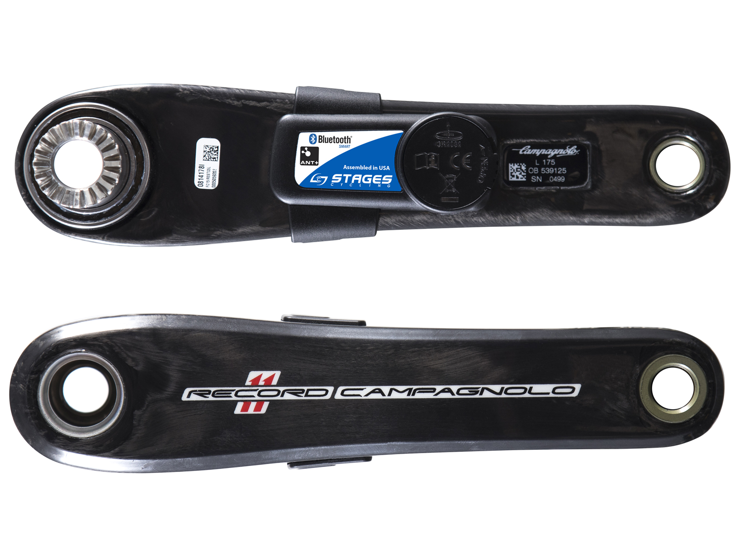 Stages Power Campagnolo Record