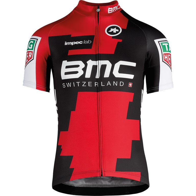 Camisola Assos BMC Racing Team