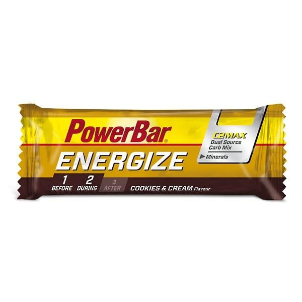 Barra Energética POWERBAR  Cookies&  cream