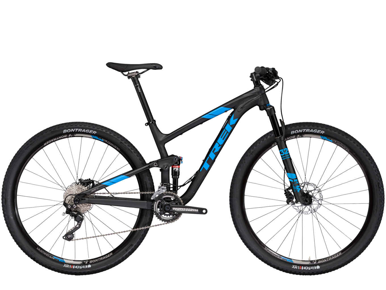 Bicicleta Trek Top Fuel 8 - 17.5