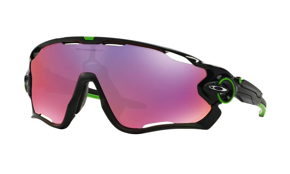 OCULOS OAKLEY JAWBREAKER CAVENDISH POLISHED BLACK - PRIZM ROAD d5e111adbe
