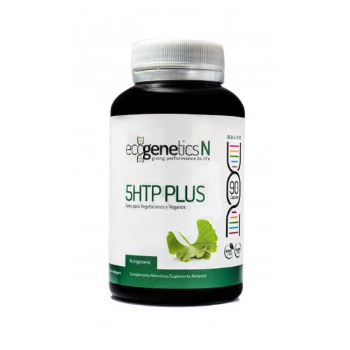 EcogeneticsN 5HTP Plus 90 Cápsulas Nutrigenomic