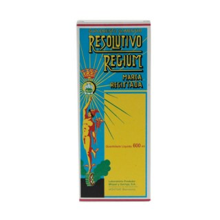resolutivo regium xarope 600 ml dietmed