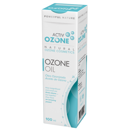 ACTIVOZONE-OZONE OIL 100ML