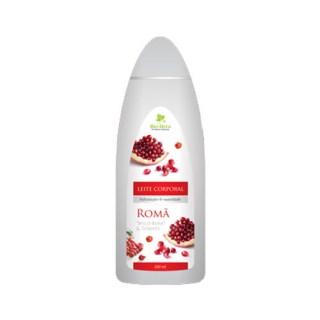 leite corporal roma rosa mosqueta 200ml biohera