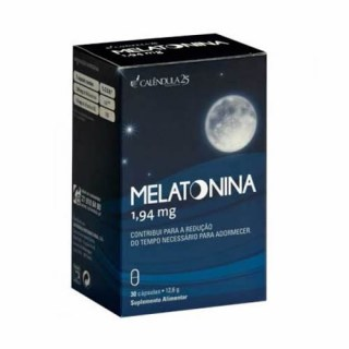 melatonina 30 capsulas calendula