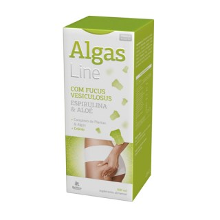 alga line xarope biohera