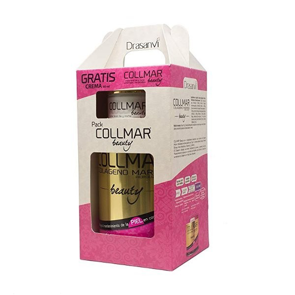 Pack Collmar Beauty + Creme Facial - 275g+60ml - Drasanvi