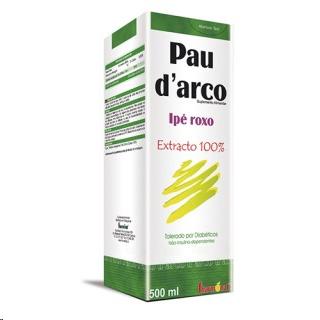 PAU D'ARCO - XAROPE 500ml - FHARMONAT