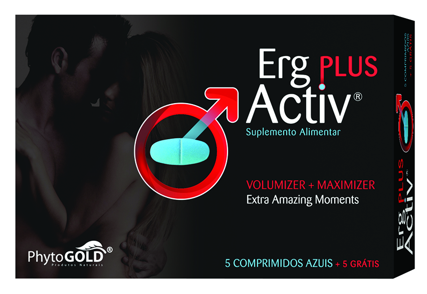 Erg-Activ Comprimido Azul