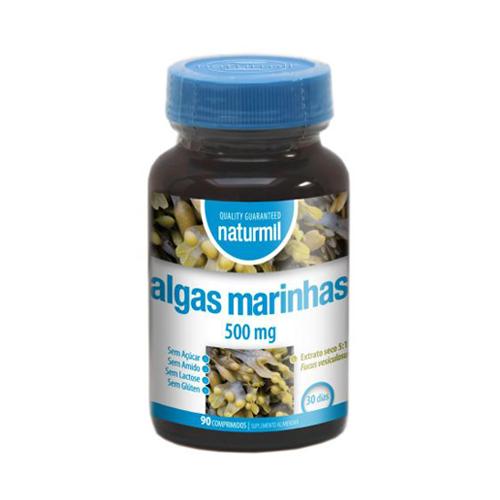 Naturmil Algas Marinhas 500mg 90 Comprimidos Dietmed