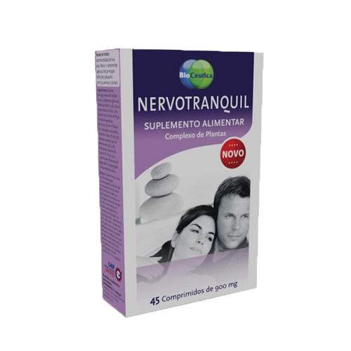 Nervotranquil 45 Comprimidos Biocêutica