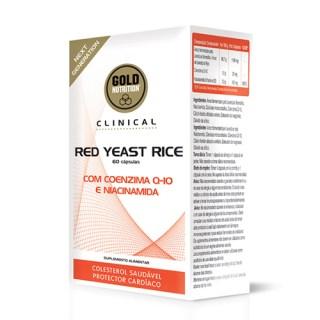 red yeast rice 60 capsulas goldnutrition