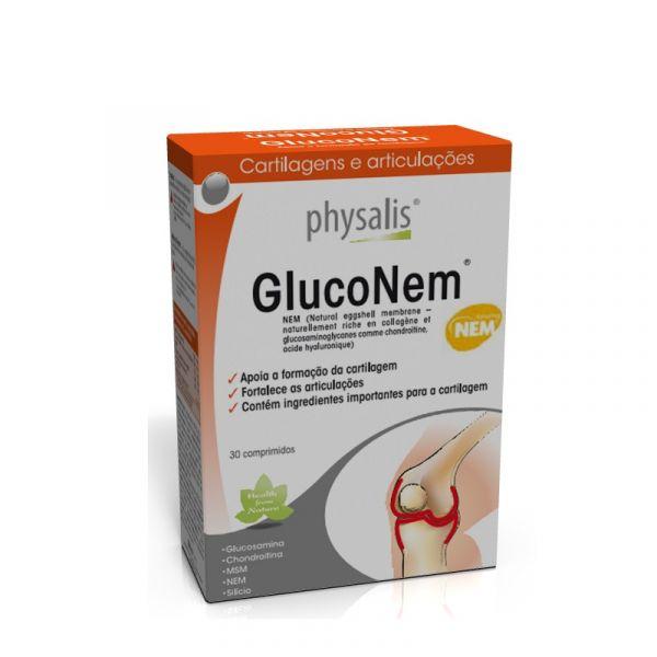 Gluconem 30 Comprimidos Biocêutica
